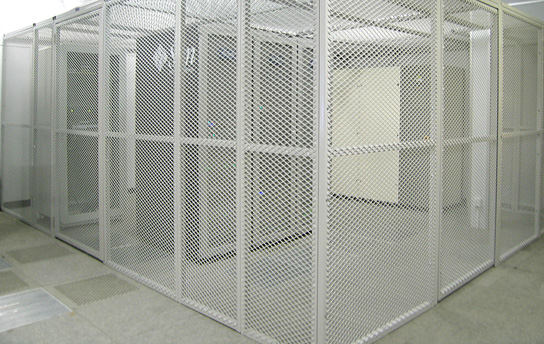 Security Cage; Security Enclosure ...