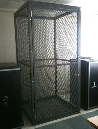 ssec1 security cage