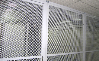 Data centre security cage