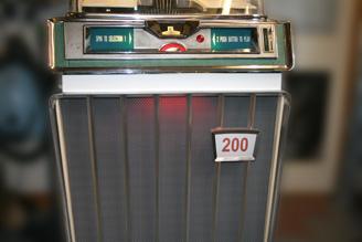 Expanded mesh jukebox repair